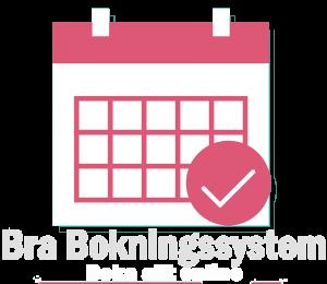 Bokningssystem till er hemsida eller egen App